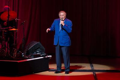 Jazz Singer Tony Bennett Performs at Arsht Center Miami