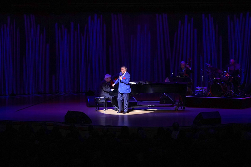 Jazz Singer Tony Bennett Performs at Arsht Center Miami
