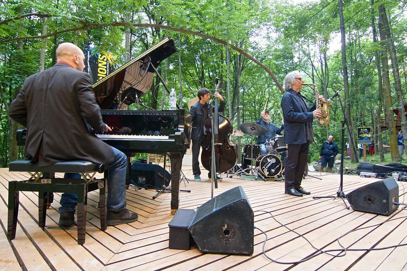 Perico Sambeat Italian Quartet