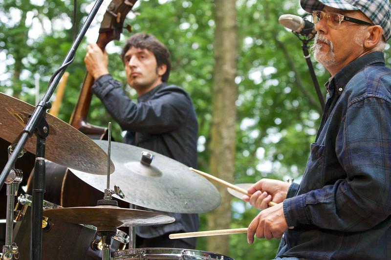 Massimiliano Rolff e Carlo Battisti