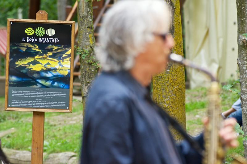 Il Bosco Incantato - Perico Sambeat