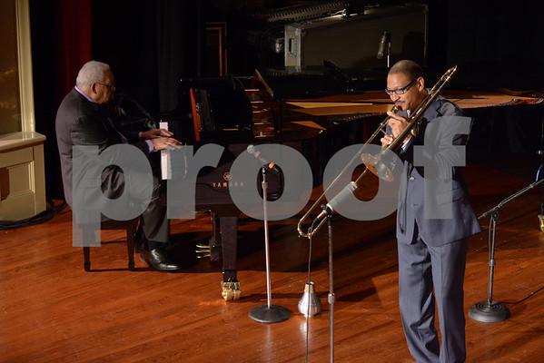 """""""Jazz on Ninth"""" with Ellis and Delfeayo Marsalis"""