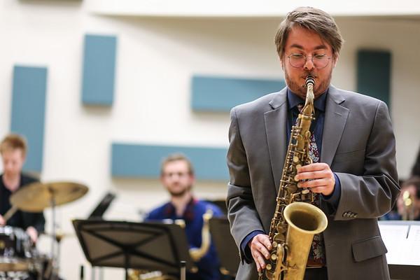 Aleks Starostka Senior Recital - Wayne State - 4-12-2017