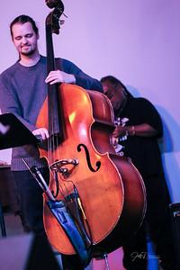 Alex Harding - Quartet NOW - Trinosophes - 12-2-2017