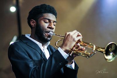 Allen Dennard Quartet - Music Hall Jazz Cafe