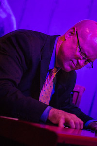 Andy Perri - Gina's Jazz and Soul - 06/11/2016