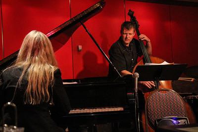 Anke Helfrich, piano - Martin Wind, bass