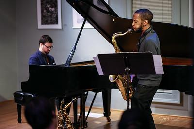 Balance - Marcus Elliot, Michael Malis - Kerrytown Concert House 11-11-2017