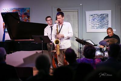 Ben Jansson Quartet - Kerrytown Concert House 10-5-2018