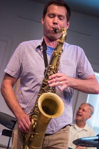 Ben Jansson Quartet - Kerrytown, 8-7-2016