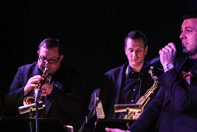Jimmy Smith, James Hughes, Ben Sharkey