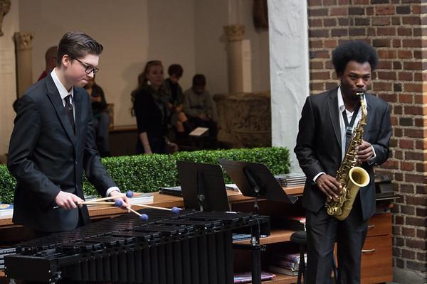 Benny Rubin Jr & Peyton Miller Duo - DIA - 2-5-17