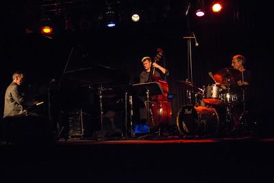 Bill Cunliffe Trio - w/ Martin Wind (bass) and Joe LaBarbera (drums)