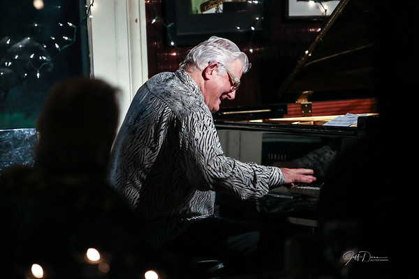 Bill Mays Trio - Deer Head Inn - 9-8-2018