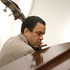 Paul Beaudry on Bass joined highly skilled Carl Bartlett, Jr.  alto sax, along with Julius Chen, Piano, and Hiroyuki Matsura, Drums in presenting a program of Standards and Carl's Compositions at a segment of the Library's Baby  Grand Jazz Series.
