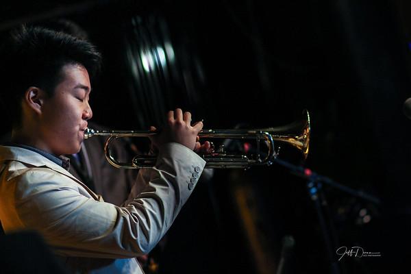 Community High School Jazz Quintet - A2 Jazz Fest 2018