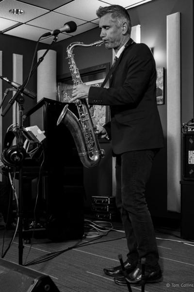 Curtis Stigers live studio session at KNKX 88.5 Jazz, Blues and NPR News