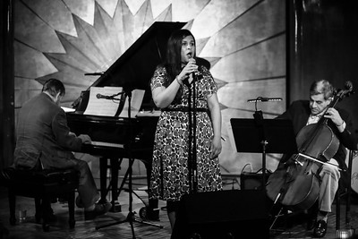 Dawn Giblin Trio - Cliff Bell's - 5-7-2017