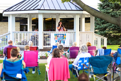 Dawn Giblin Trio : Concert in the Gazebo - 8-13-2018