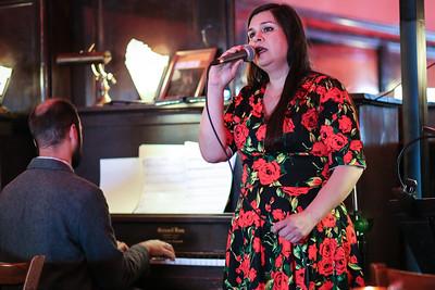 Dawn Giblin Trio - Union Street 5-16-2017
