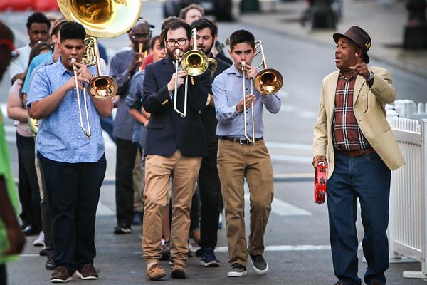Detroit Jazz Festival 2018 - Opening Ceremony