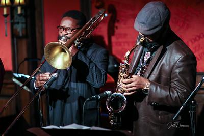 Detroit Jazz Festival Allstar Generation Band - 11-8-2017