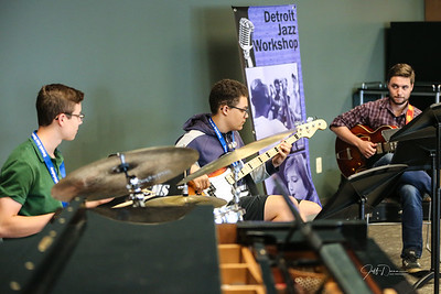Detroit Jazz Workshop 7-10-2010