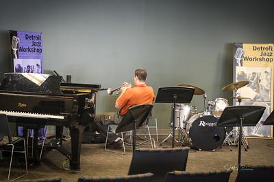 Detroit Jazz Workshop 2019 - 7-12-2019