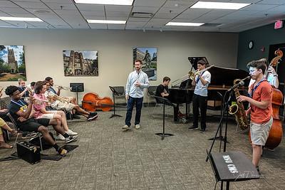 Detroit Jazz Workshop 2019 - 7-10-2019