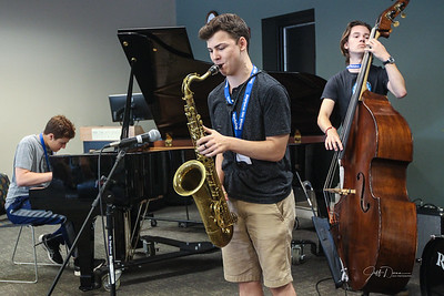 Detroit Jazz Workshop 2019 - 7-8-2019
