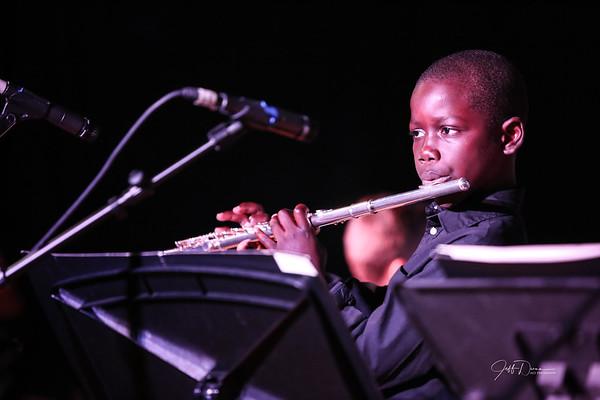 Detroit Jazz Workshop - Middle School Cliff Bell's - 7-16-2018
