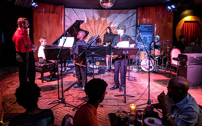 Detroit Jazz Workshop - Cliff Bell's - 7-16-2018