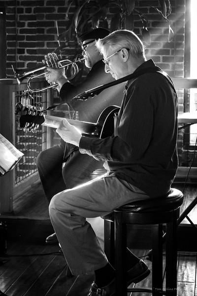 Dmitri Matheny and Milo Peterson ~ Live at KNKX Connects, Chehalis, Washington Dmitri Matheny