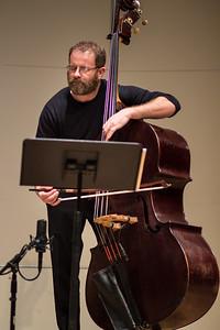 Double Double Bass Recital - Miles Brown, Jeff Pedraz 1-23-2017