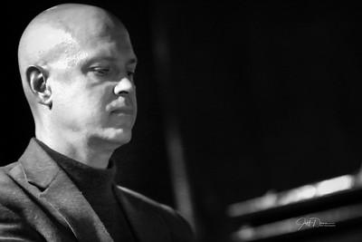 Garrett Gaina Organ Quartet - Cliff Bell's 10-9-2019
