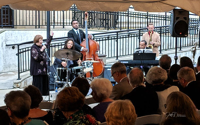 Gretchen Valade Jazz Center Groundbreaking - 9-20-2018