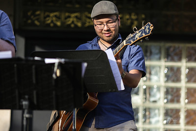 Hughes-Smith Quintet - GP Music on the Plaza 6-27-2019