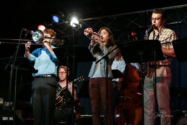 J.C. Heard Jazz Week at Wayne - Performances at Bert's 7-27-2018