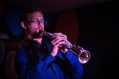 Jason Didia Quartet - New Way Bar 9-27-2016