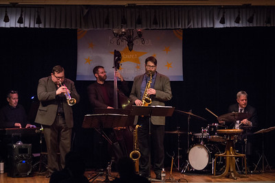 Jimmy Smith Quintet - Mayflower Music Series - 1-7-2016