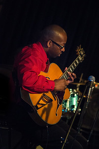 John Burt Quartet at Dégagé Jazz
