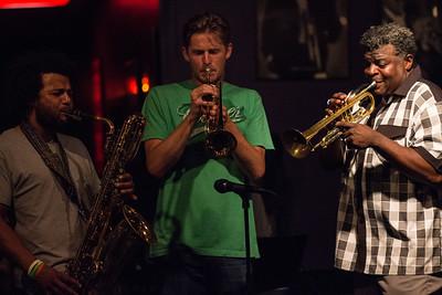 Goode Wyche III, Dave Vesella, John Douglas