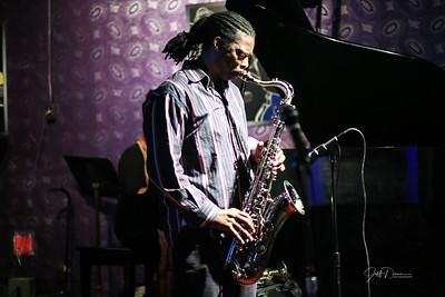 John Douglas-less Quartet w/ Trunino Lowe - Bert's 12-1-17