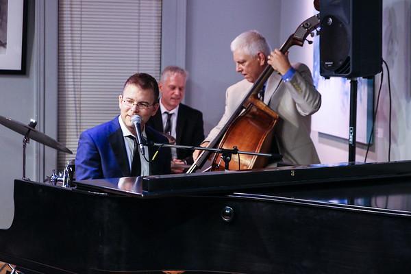 John Proulx Trio - Kerrytown Concert House - 8-10-2018
