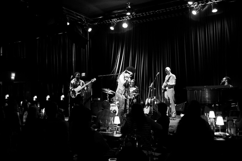 Jose James ~ Live at Jazz Alley, Seattle, WA