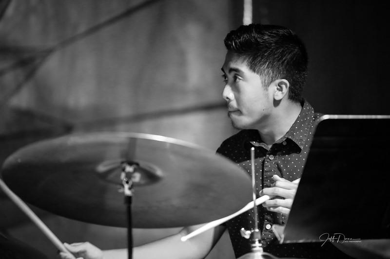 Juarez - Lee - Alvarez at Cliff Bells - 9-12-2018