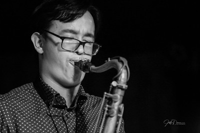 Juarez - Lee - Alvarez at Cliff Bells - 9-12-2018