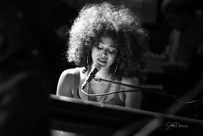 Kandace Springs - Cliff Bell's 2-5-2019