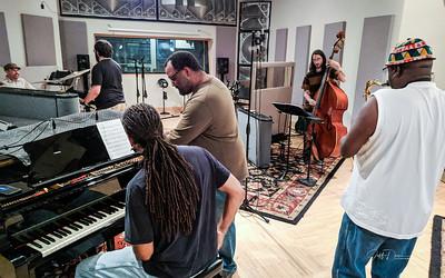Karim Gideon Recording Session 7-28-2018