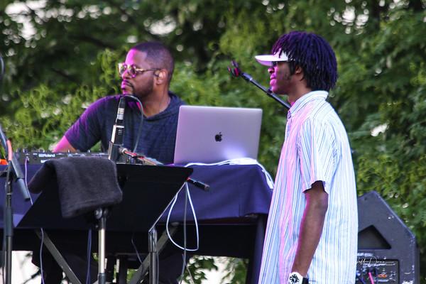 Karriem Riggins - Detroit Jazz Festival 2018